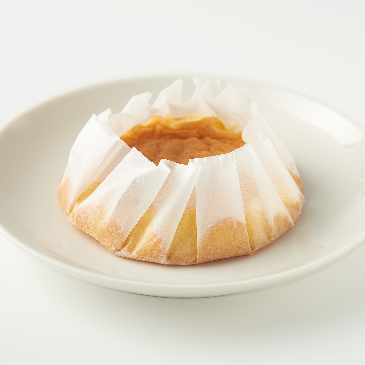 糖質10g以下のお菓子 半熟カステラ