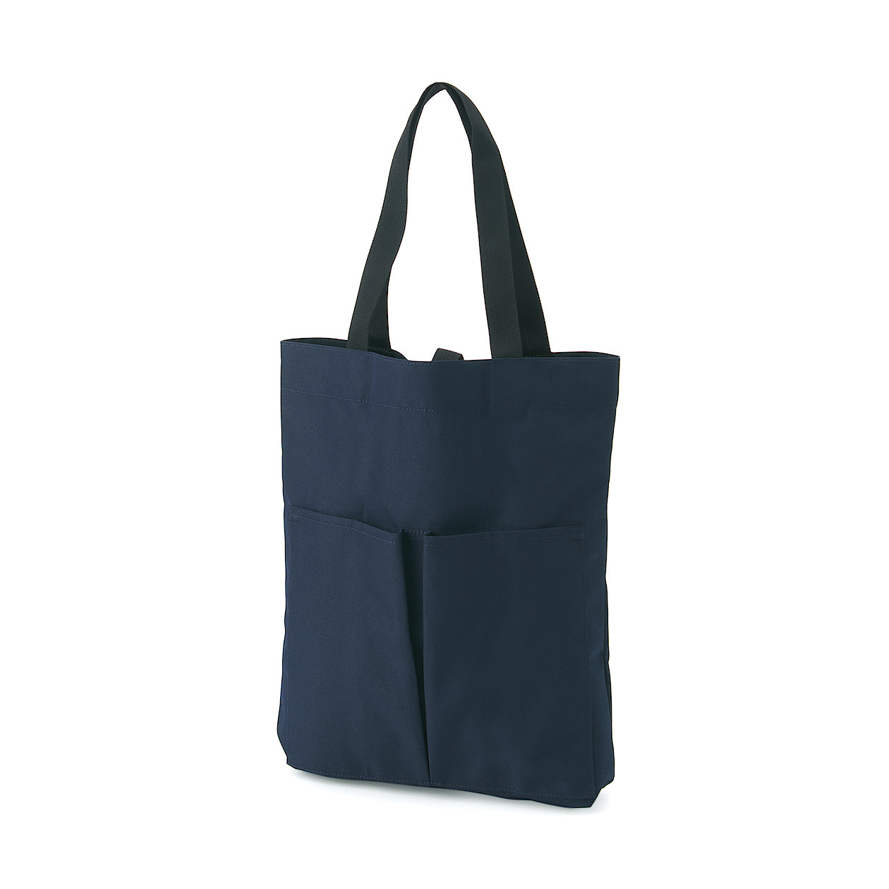 WATER REPELLENT MY TOTE BAG(VERTICAL)