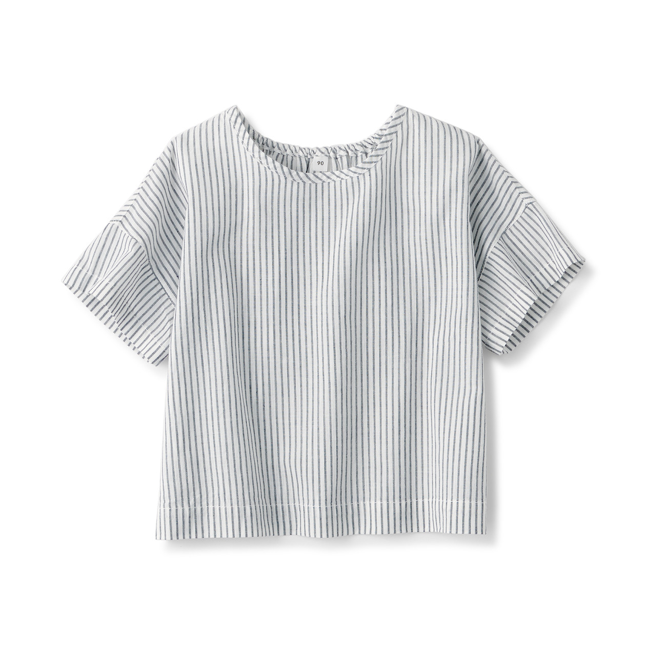 Children's Tight Twist Broadcloth Over Blouse