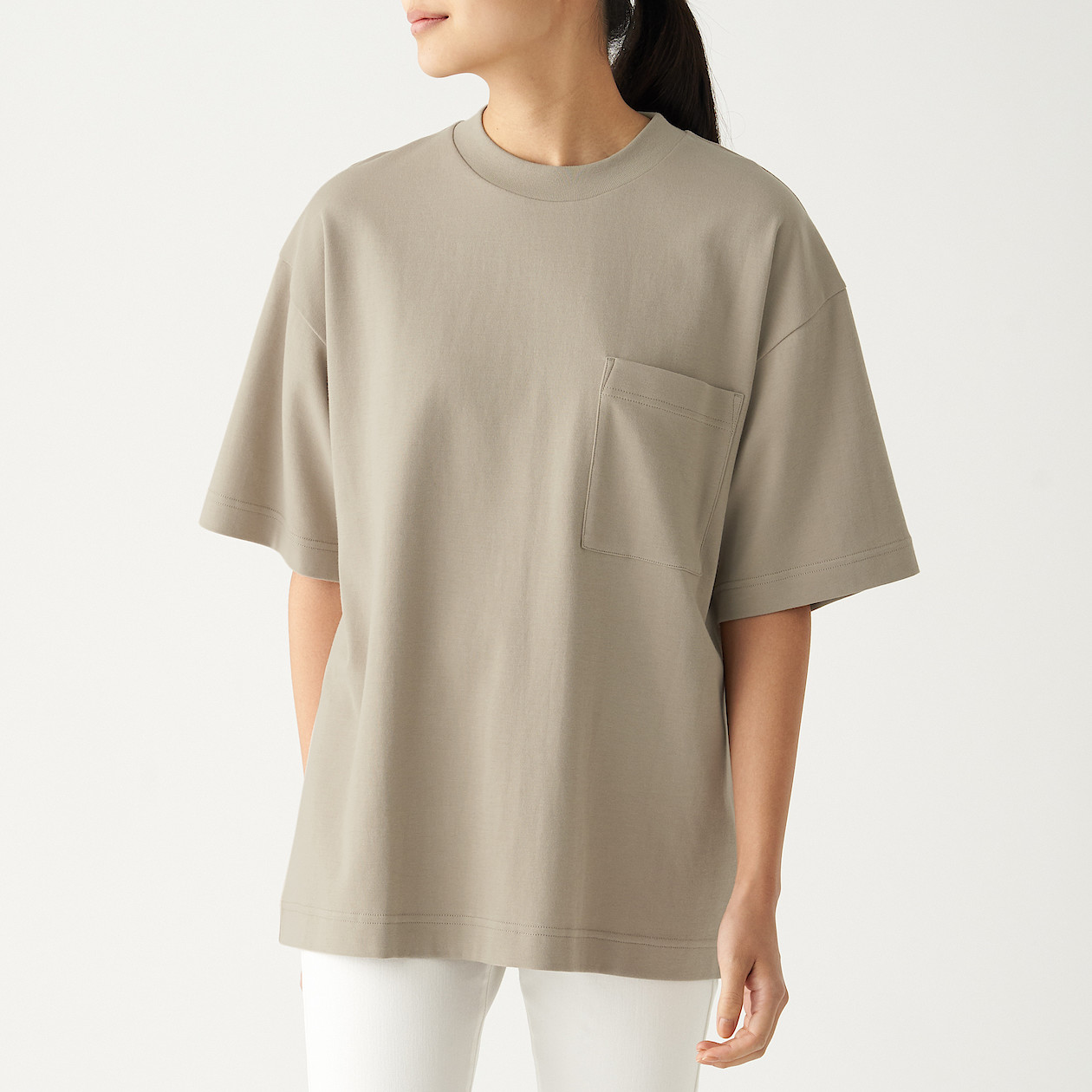 Ladies' Organic Cotton Oversized T-Shirt