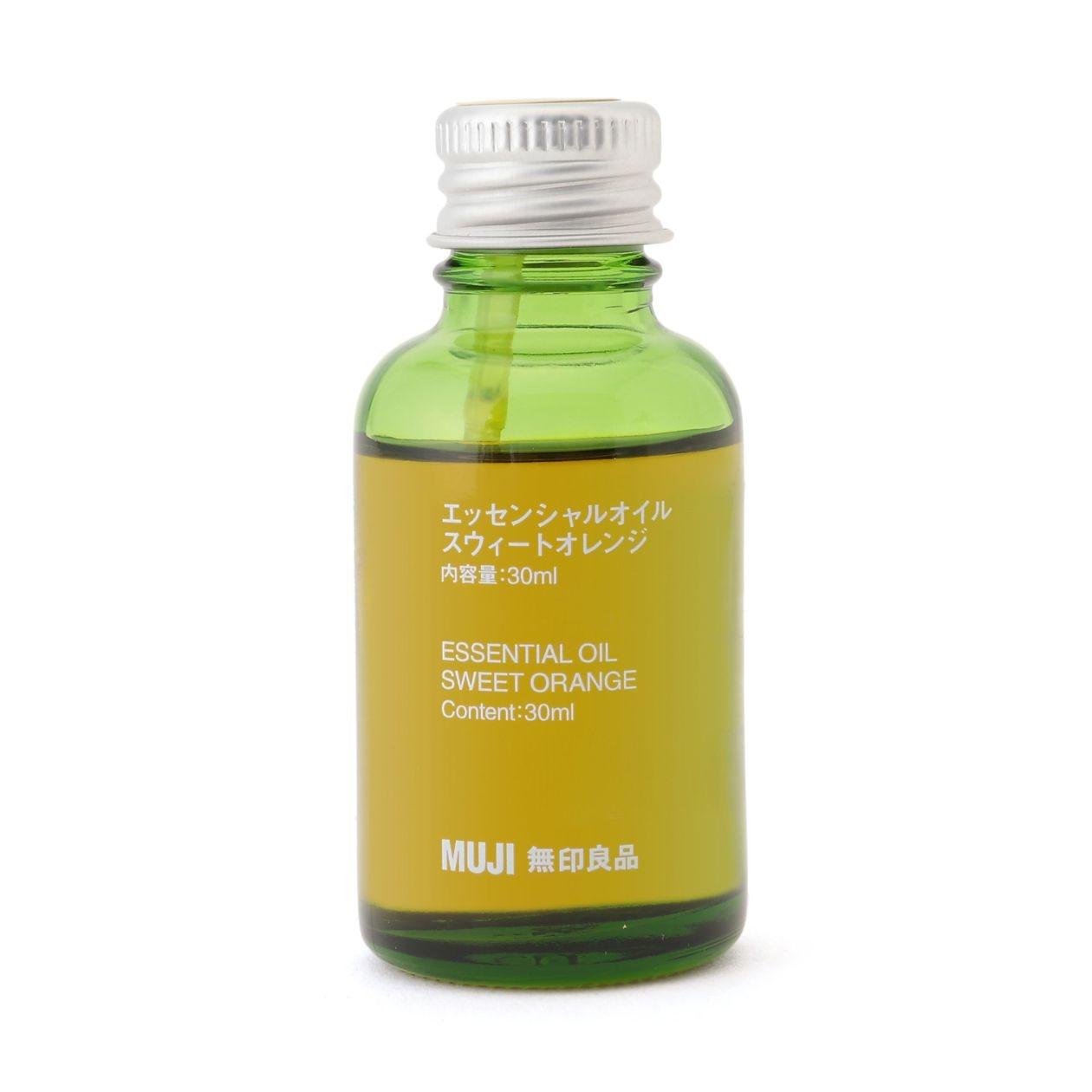 【まとめ買い】エッセンシャルオイル・スウィートオレンジ