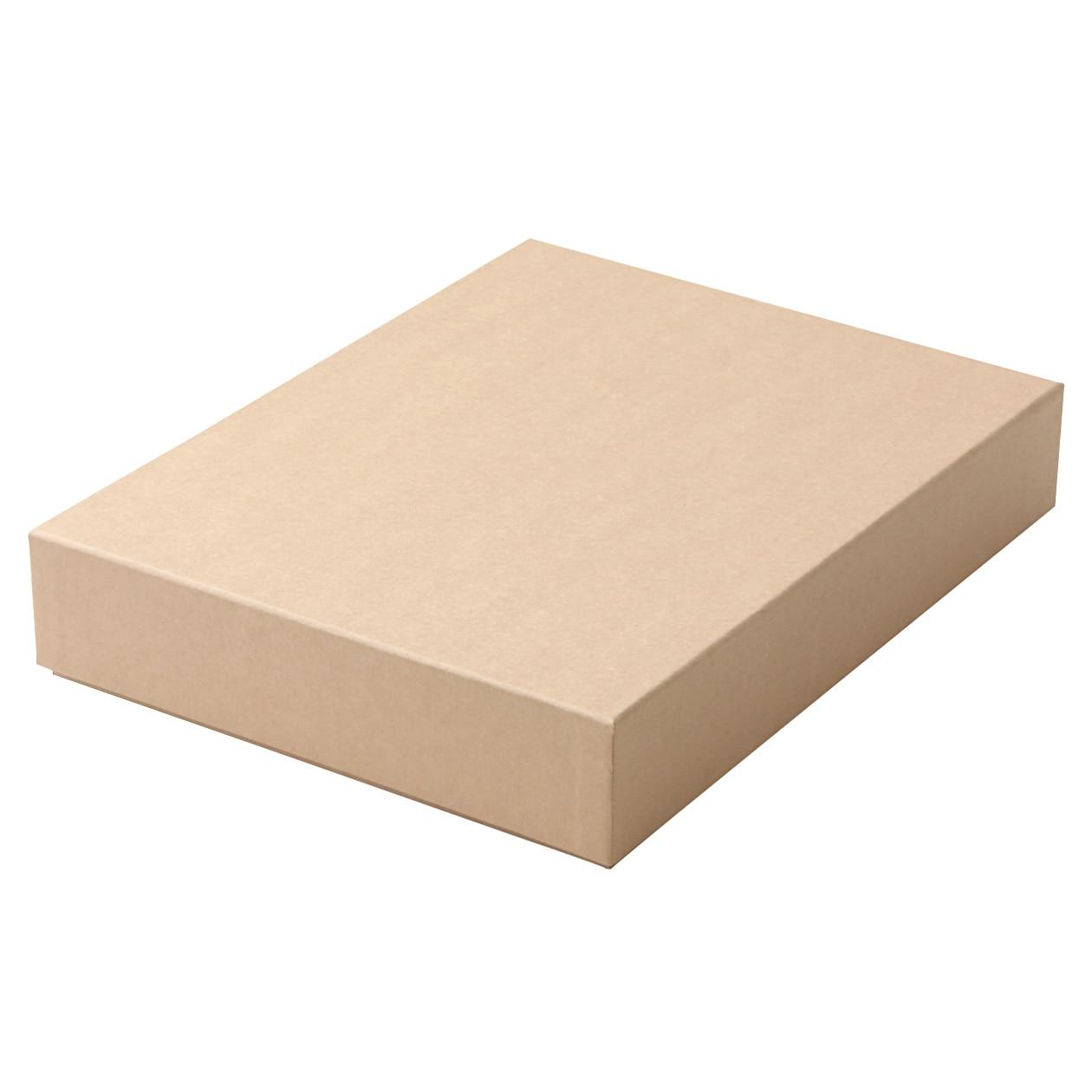 再生紙クラフトボックス