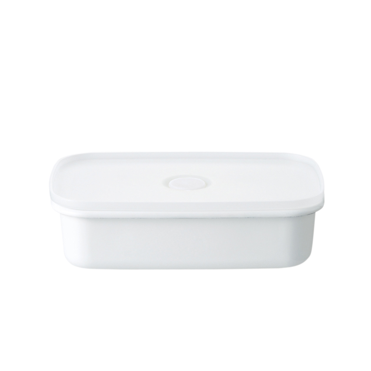 Enameled Food Storage Container 無印
