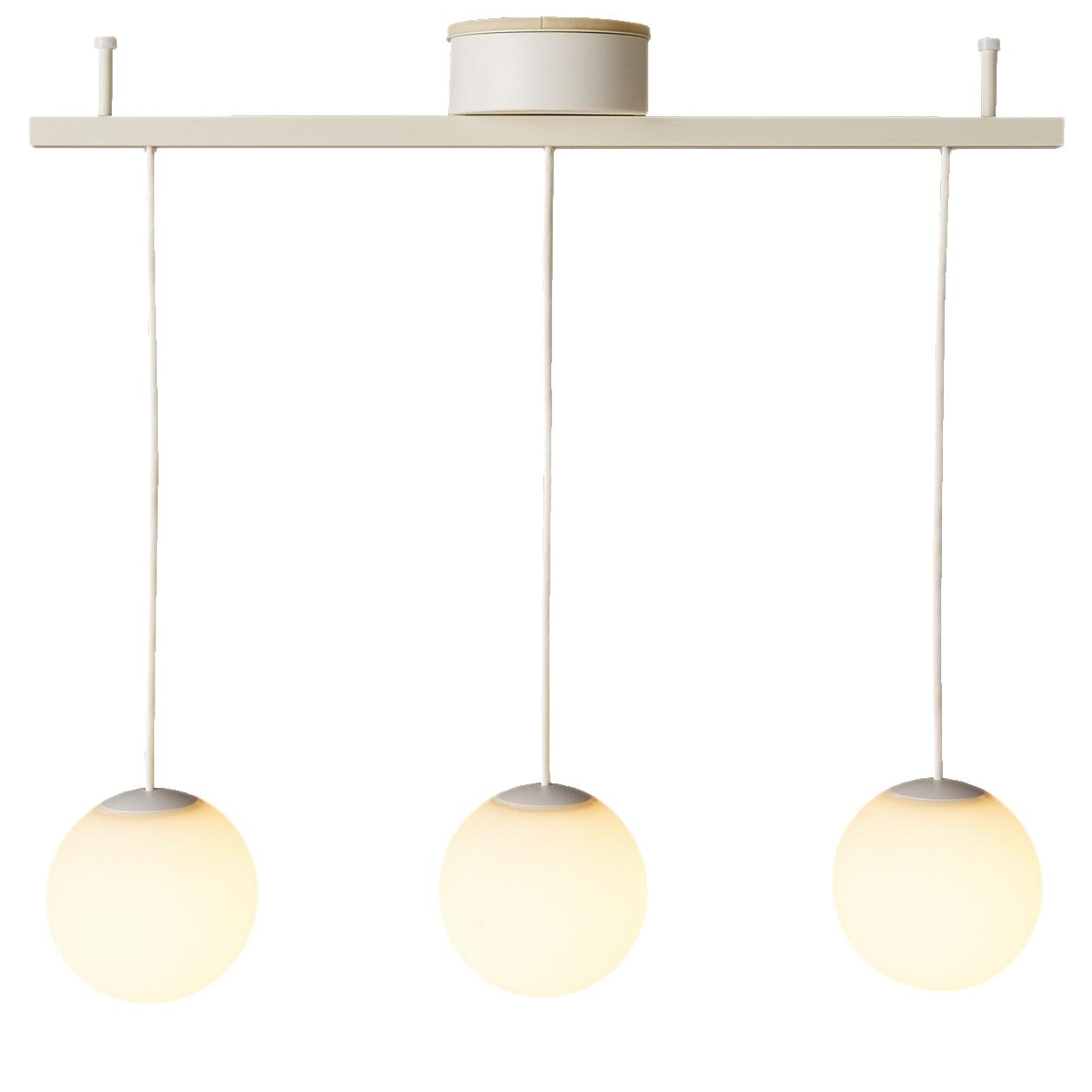 LEDシリコーンペンダントライト3灯タイプ