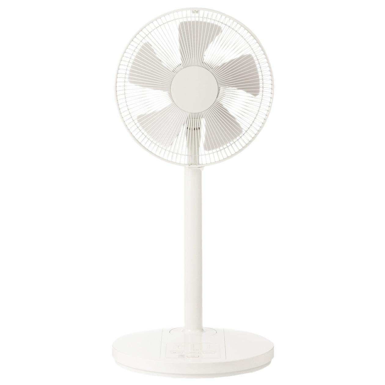 扇風機・リモコン付(低騒音ファン)