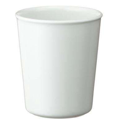 白磁コップ