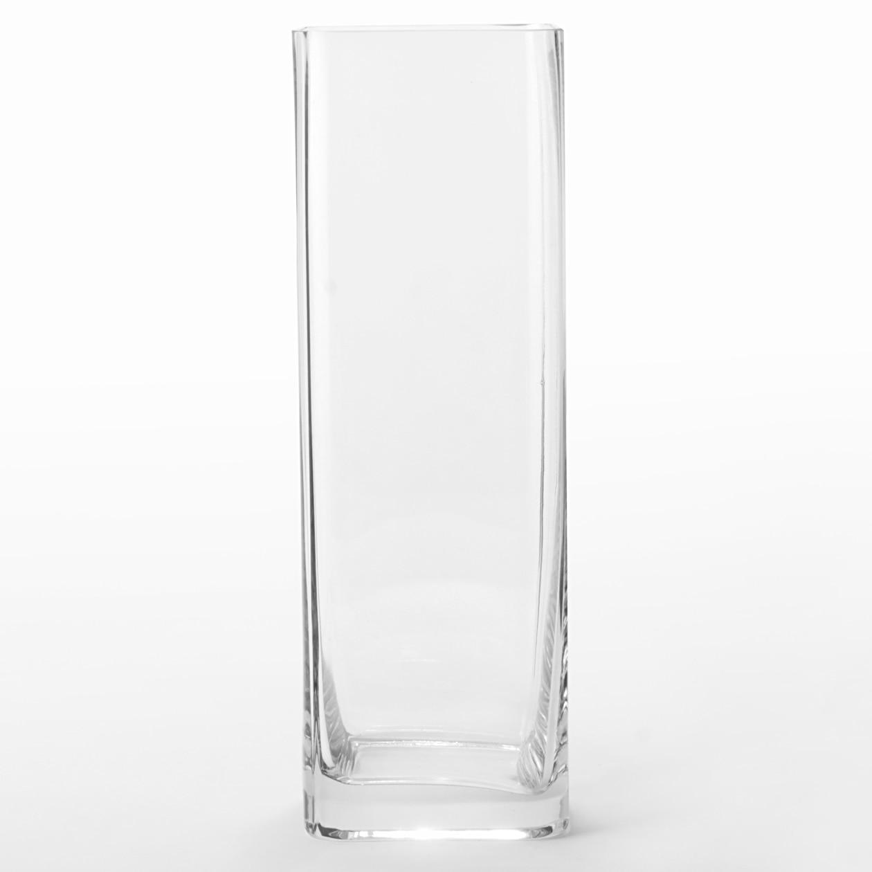 ガラスフラワーベース ログスリム