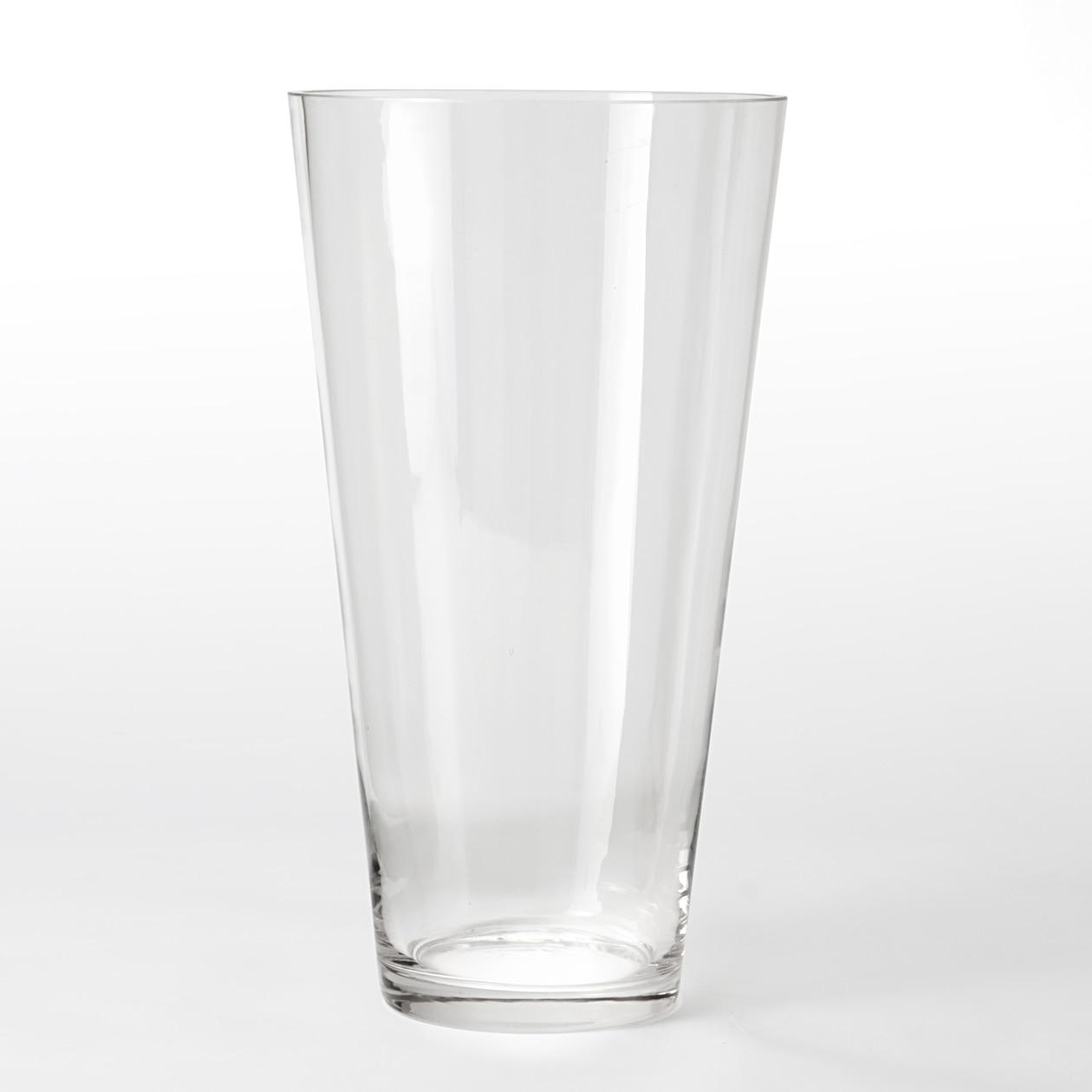 ガラスフラワーベース タンブラー