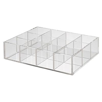 木製 仕切り付き・アンティーク・ツールボックス/キャリーケース・木箱 USA