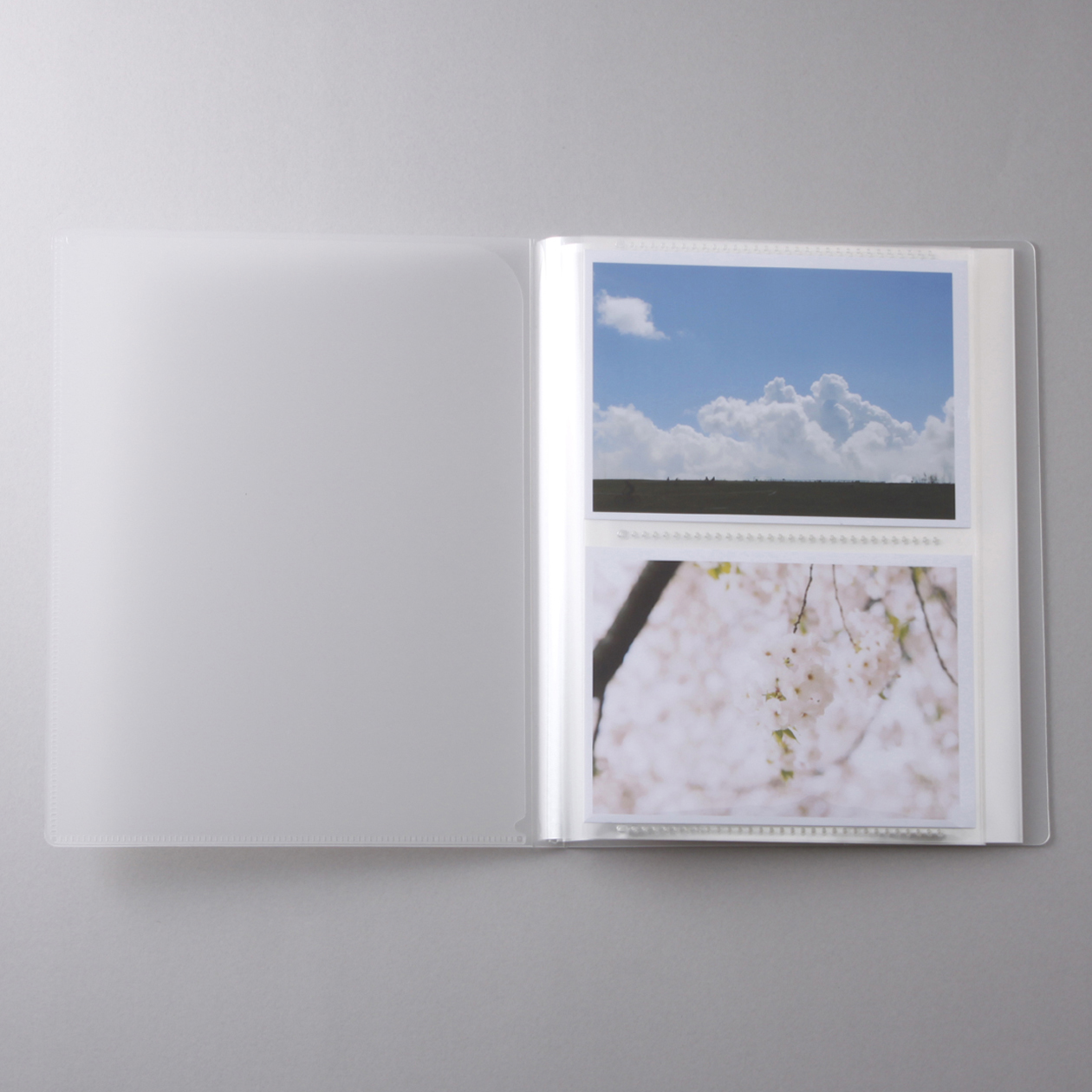 Extrem PP Album 3R | 無印良品 MUJI BQ01