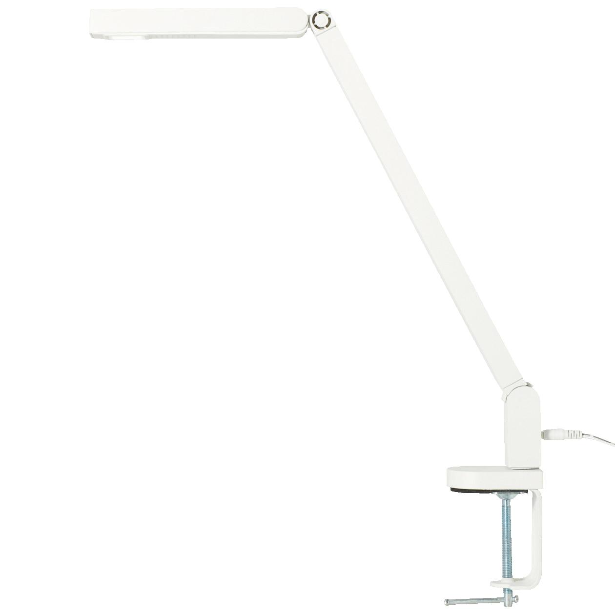 LEDスリムデスクライト・クランプ付