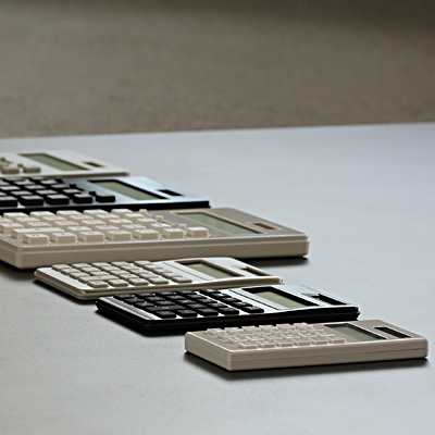 無印良品 MUJI 電卓 12桁 KK-1154MS 未開封・未使用品