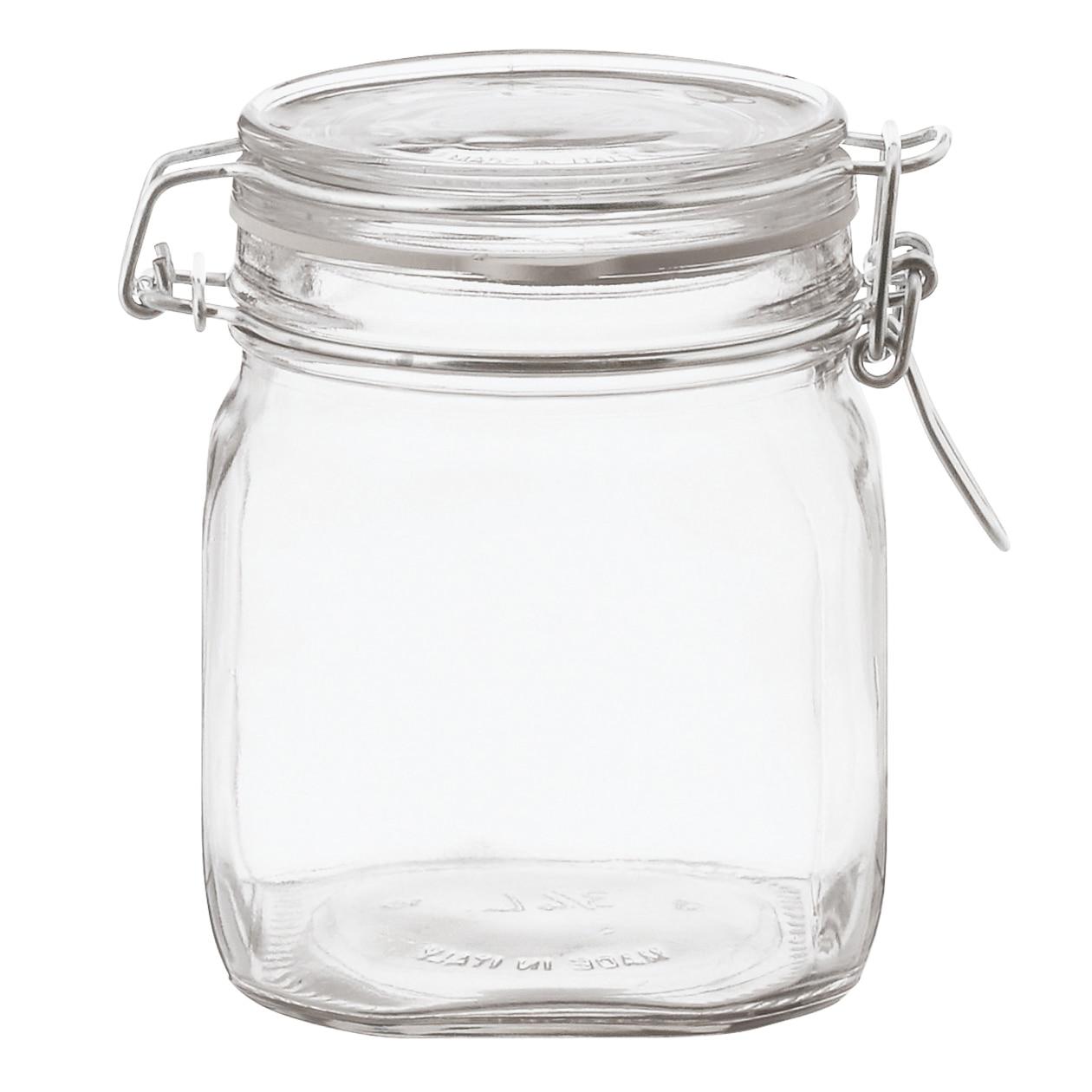 【まとめ買い】ソーダガラス密封ビンの写真