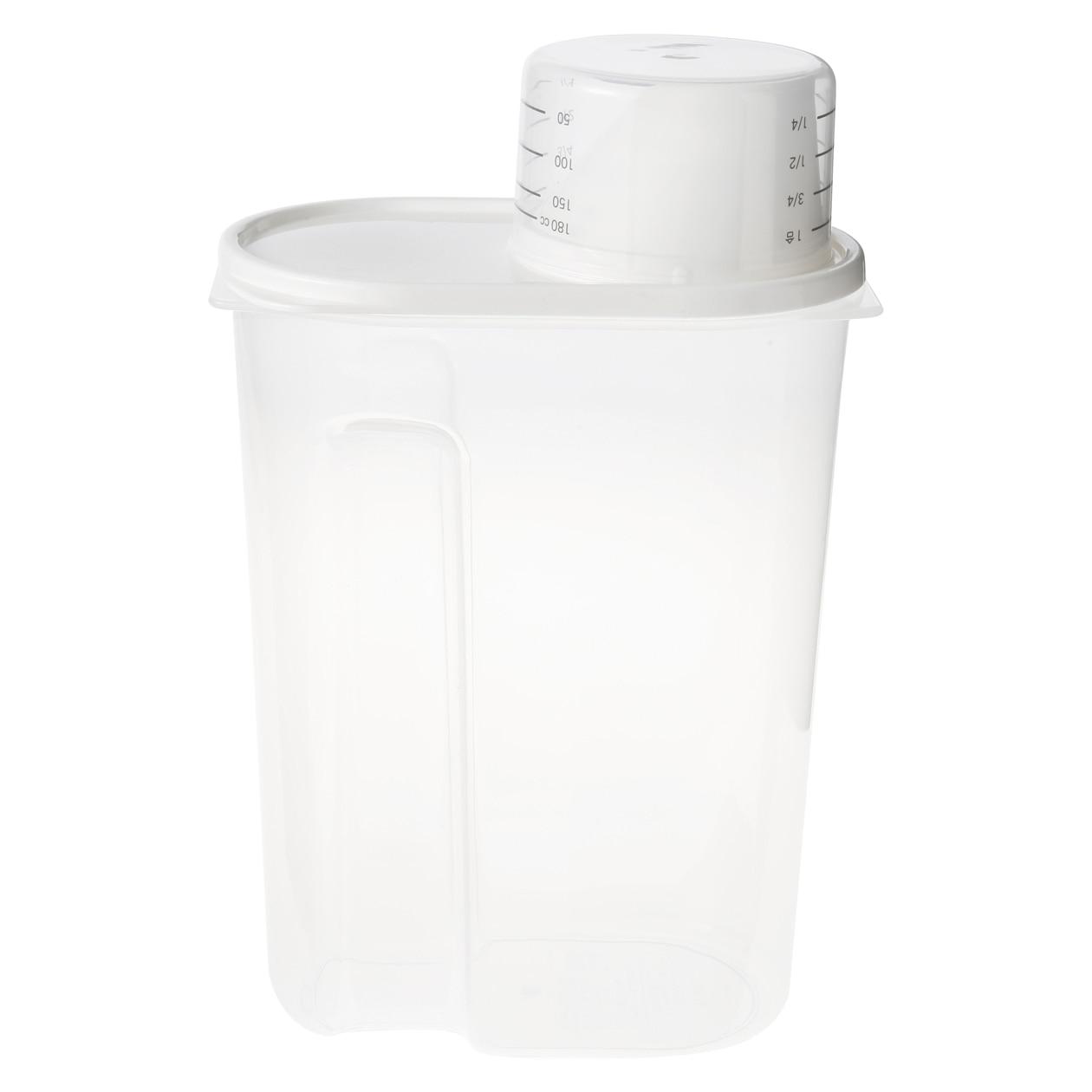 無印良品の米びつ(保存容器)が便利!冷蔵庫に収まるサイズで使いやすい! | 素敵女子の暮らしのバイブルJelly[ジェリー]