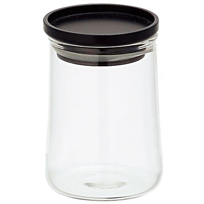 耐熱ガラス丸型保存容器 1