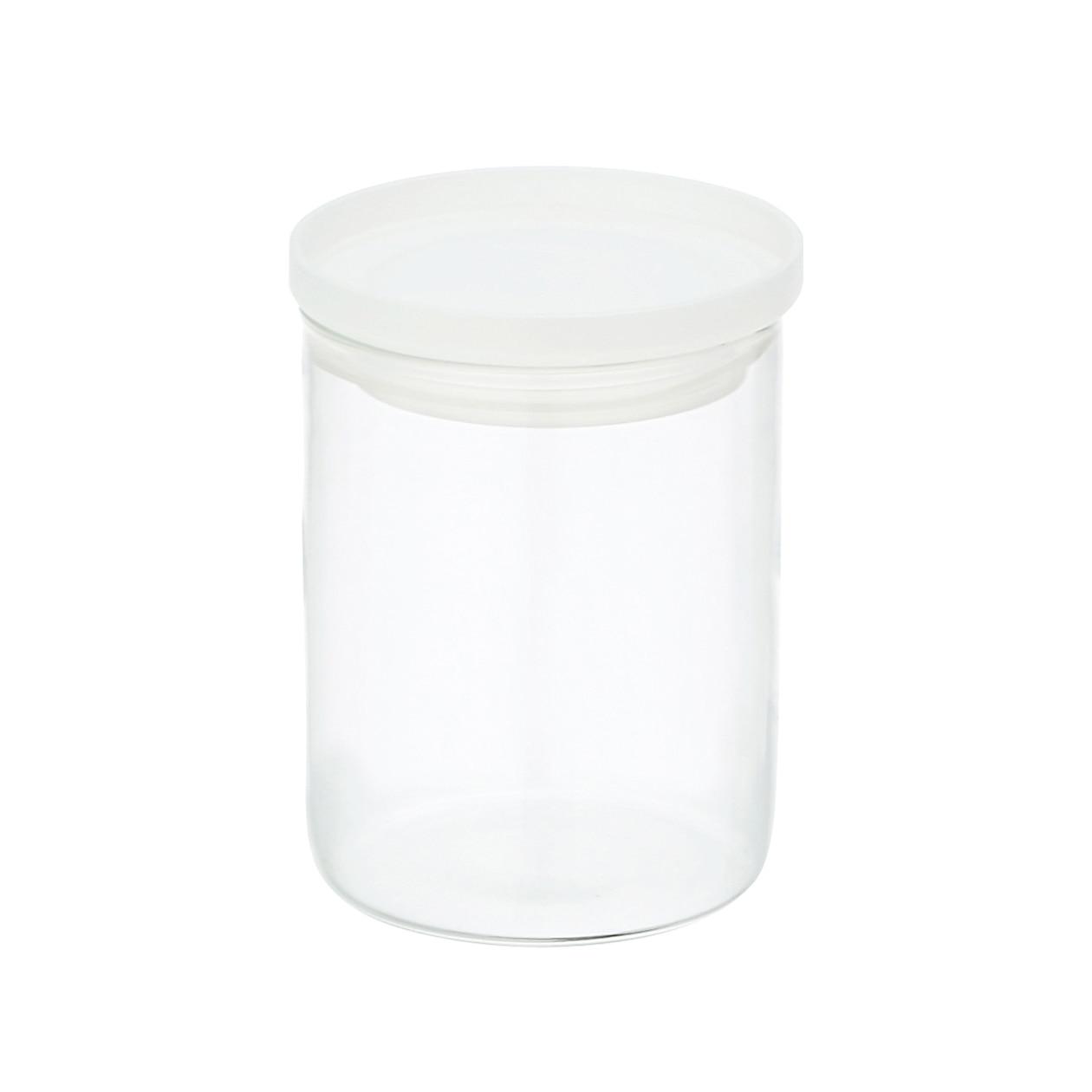 耐熱ガラス丸型保存容器 2