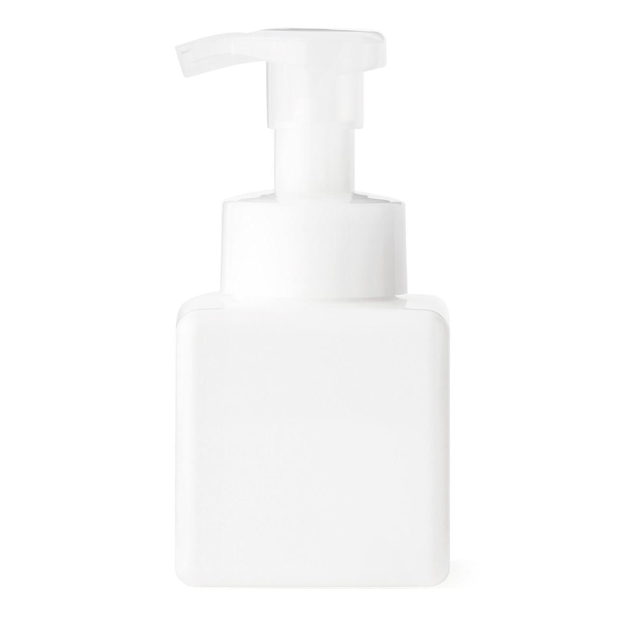 PET詰替ボトル・泡タイプ・クリア・250ml用 ホワイト