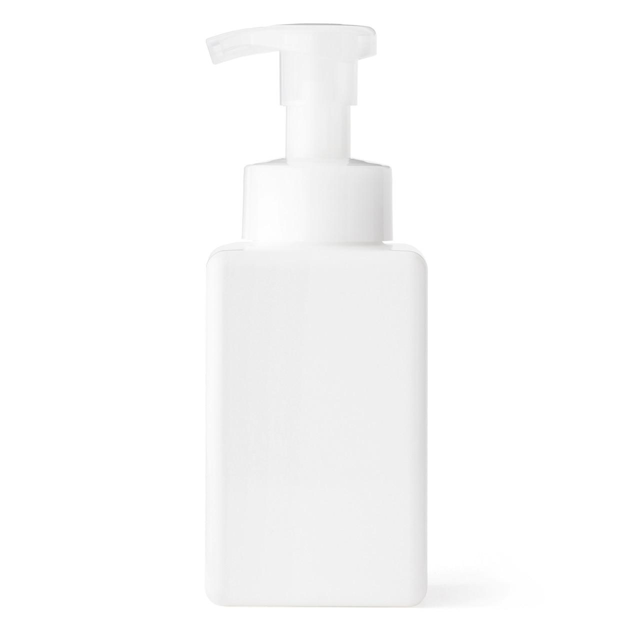 RoomClip商品情報 - PET詰替ボトル・泡タイプ・クリア・400ml用 ホワイト・400ml用