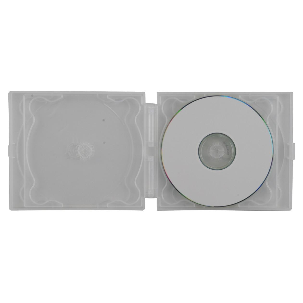 ポリプロピレンCD・DVDケース