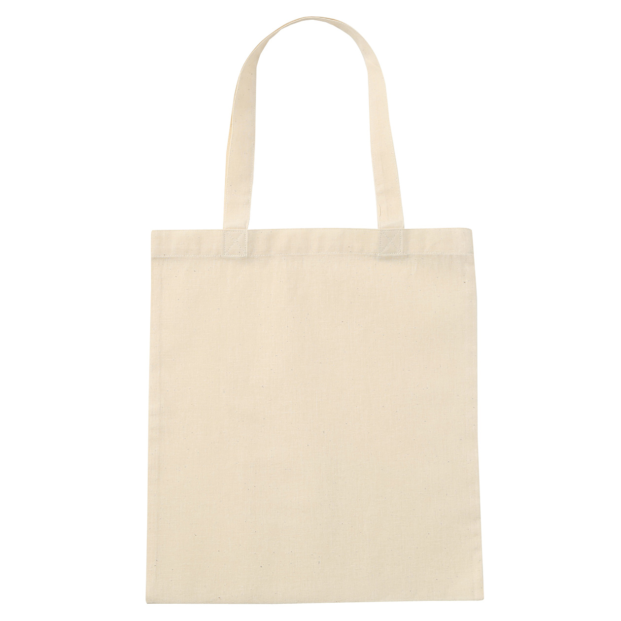 Fabric My Bag A4 Raw White Muji