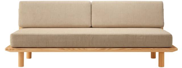 天然木すのこベッド Sugar シュガー ベッド 小さい 190cm コンパクト 耐荷重250kg 頑丈 丈夫 シングル ...