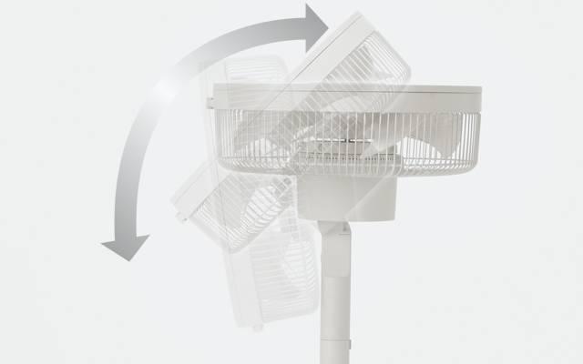 無印良品 扇風機 R-MJ30R 2012年製