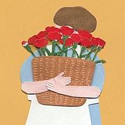 クイックデリバリー; 母の日の花 ...